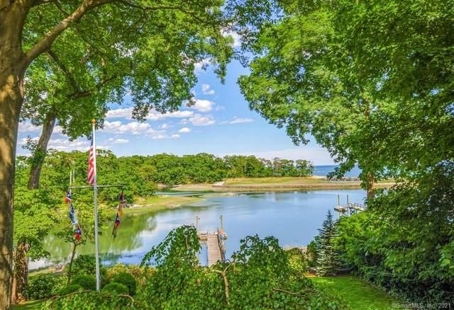123 Long Neck Point Road, Darien, CT 06820 (MLS #170304518) :: GEN Next Real Estate