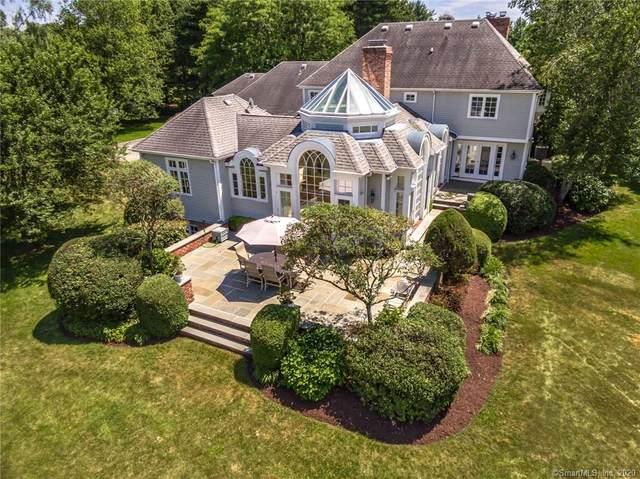 206 Dudley Road, Wilton, CT 06897 (MLS #170304892) :: GEN Next Real Estate