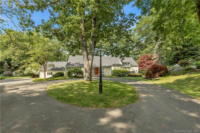 43 Chalburn Road, Redding, CT 06896 (MLS #170305581) :: The Higgins Group - The CT Home Finder