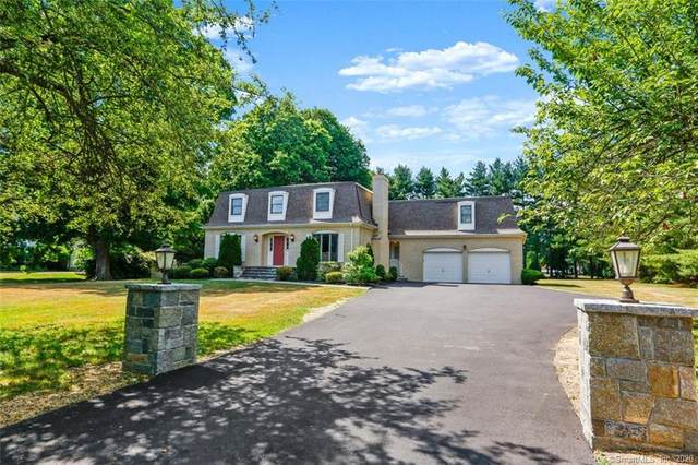 6 Ridgeway Road, Easton, CT 06612 (MLS #170308753) :: Frank Schiavone with William Raveis Real Estate
