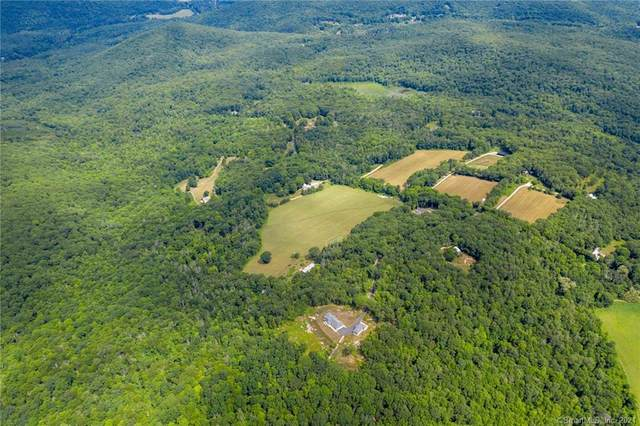 293 Cream Hill Lot 1 Road #1, Cornwall, CT 06796 (MLS #170309376) :: Tim Dent Real Estate Group