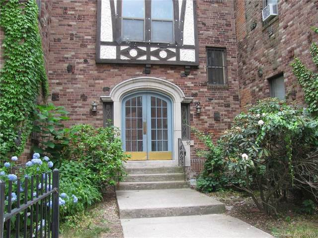 16 Townley Street J3, Hartford, CT 06105 (MLS #170310572) :: Team Feola & Lanzante | Keller Williams Trumbull