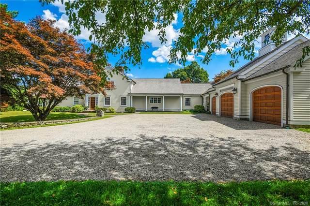 45 Side Cut Road, Redding, CT 06896 (MLS #170311967) :: Kendall Group Real Estate   Keller Williams