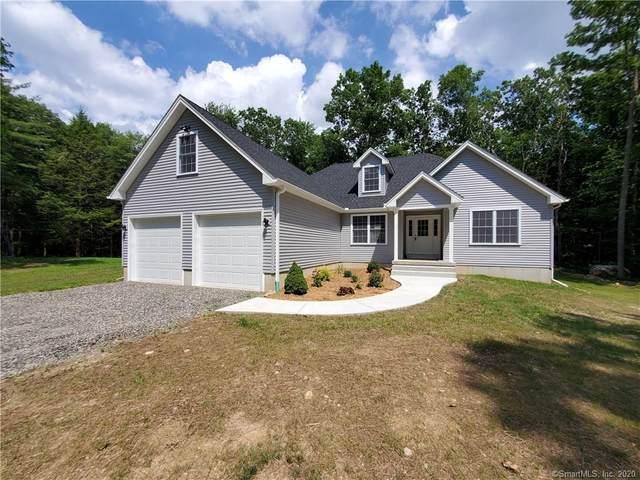 103 Lake Woods Lane, Eastford, CT 06242 (MLS #170316358) :: Spectrum Real Estate Consultants