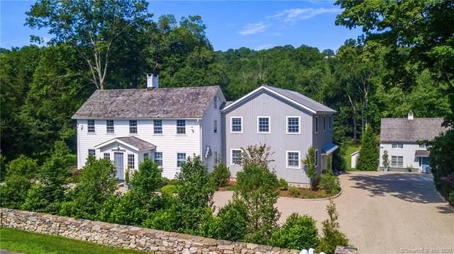 296 Lyons Plain Road, Weston, CT 06883 (MLS #170318683) :: Frank Schiavone with William Raveis Real Estate