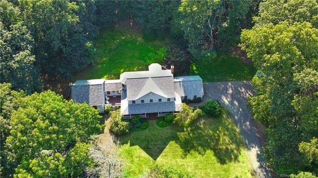 114 Fox Hill Road, Pomfret, CT 06259 (MLS #170321083) :: The Higgins Group - The CT Home Finder