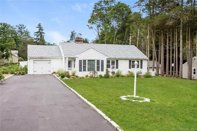 10 Birch Rise Drive, Newtown, CT 06470 (MLS #170322633) :: Frank Schiavone with William Raveis Real Estate