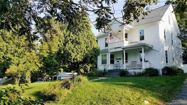 21 Russ Lane, Bristol, CT 06010 (MLS #170328215) :: Spectrum Real Estate Consultants