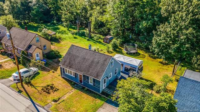 27 Knoll Drive, Groton, CT 06340 (MLS #170328569) :: Sunset Creek Realty