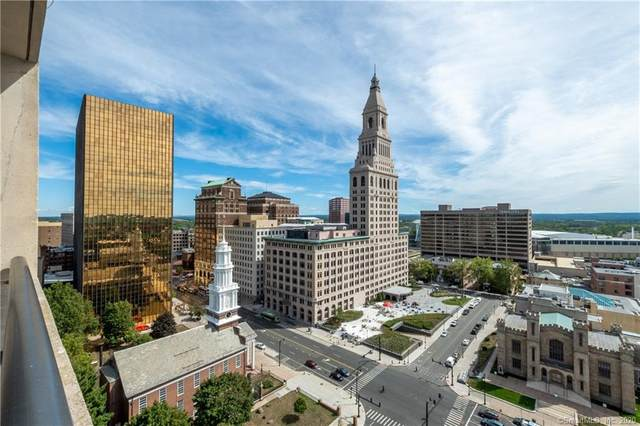 1 Gold Street 20E, Hartford, CT 06103 (MLS #170330147) :: Team Phoenix