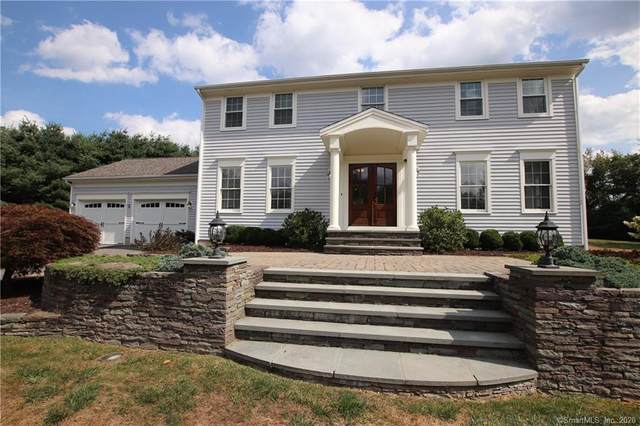 42 Empress Lane, Glastonbury, CT 06033 (MLS #170330500) :: Michael & Associates Premium Properties | MAPP TEAM