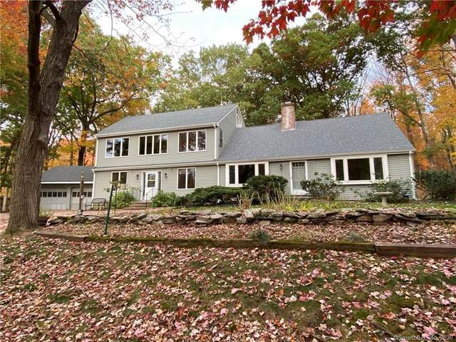 48 Minnechaug Drive, Glastonbury, CT 06033 (MLS #170331927) :: Around Town Real Estate Team