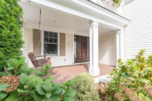 11 Harstrom Place, Norwalk, CT 06853 (MLS #170332877) :: The Higgins Group - The CT Home Finder