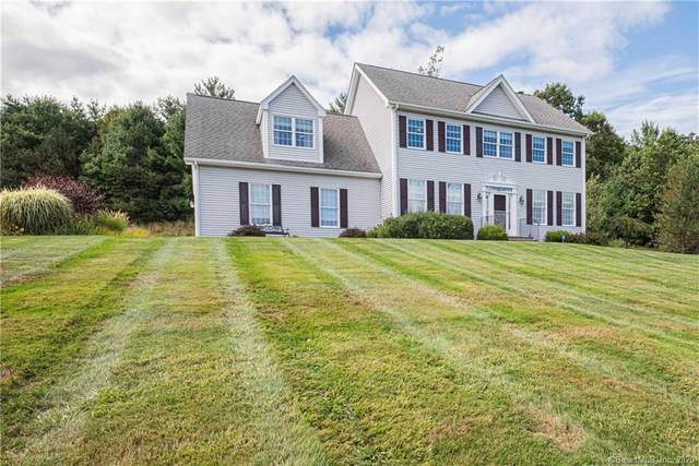 24 Farmbrook Drive, Tolland, CT 06084 (MLS #170332898) :: GEN Next Real Estate