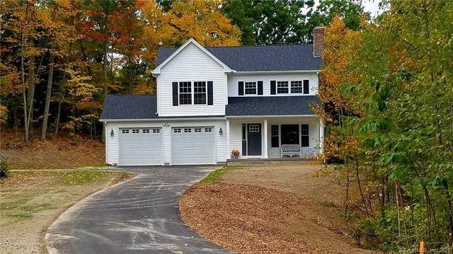52 Edgerton Road, Granby, CT 06090 (MLS #170333704) :: Michael & Associates Premium Properties | MAPP TEAM