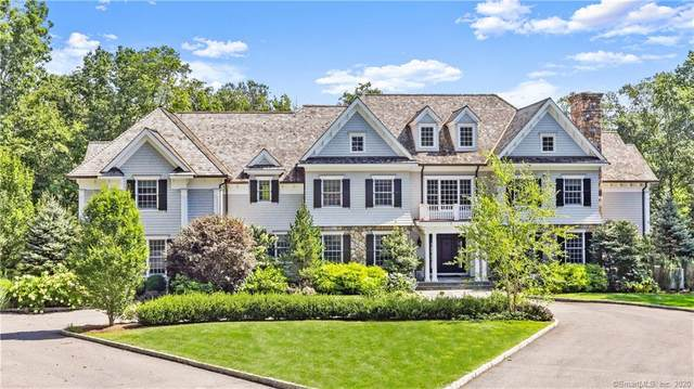 121 Chichester Road, New Canaan, CT 06840 (MLS #170335608) :: Around Town Real Estate Team