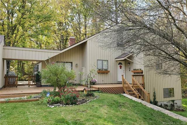 10 Mountain Laurel Lane, Newtown, CT 06482 (MLS #170340233) :: Around Town Real Estate Team