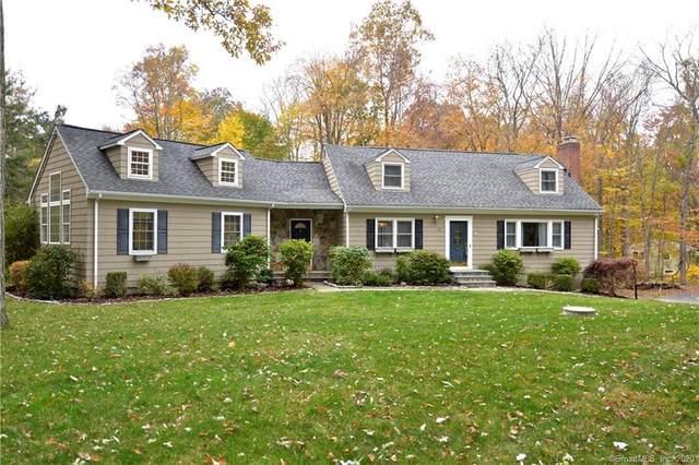 11 Todds Road, Ridgefield, CT 06877 (MLS #170342331) :: Around Town Real Estate Team