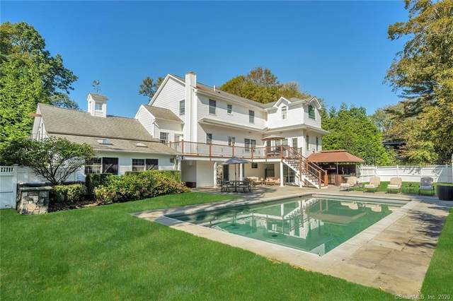 901 Westover Road, Stamford, CT 06902 (MLS #170343955) :: Frank Schiavone with William Raveis Real Estate