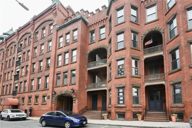 1 Linden Place #508, Hartford, CT 06106 (MLS #170345928) :: Michael & Associates Premium Properties | MAPP TEAM