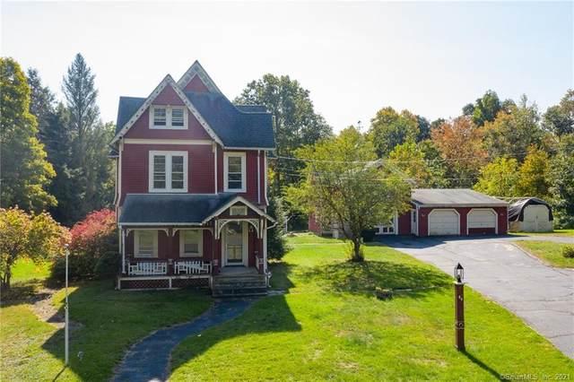 44 School Street, Southington, CT 06444 (MLS #170346655) :: Michael & Associates Premium Properties | MAPP TEAM