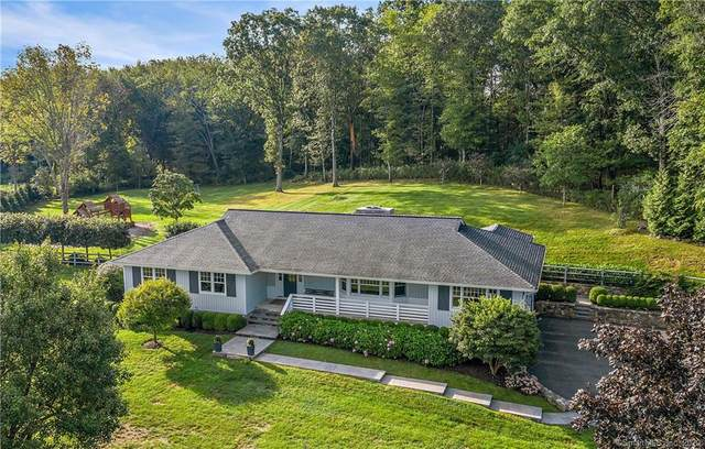 210 Keeler Drive, Ridgefield, CT 06877 (MLS #170347822) :: Frank Schiavone with William Raveis Real Estate