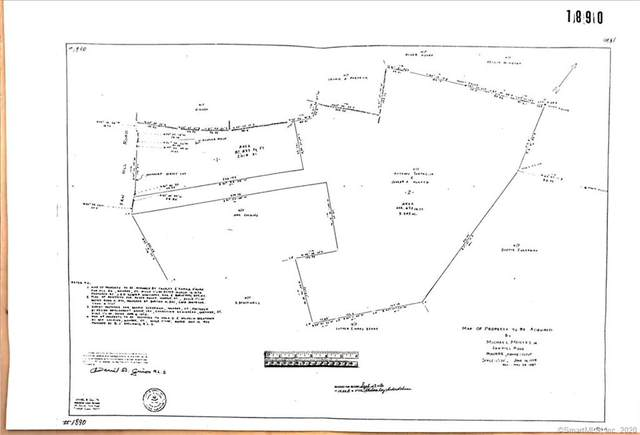 490 Fan Hill Road, Monroe, CT 06468 (MLS #170348924) :: Around Town Real Estate Team