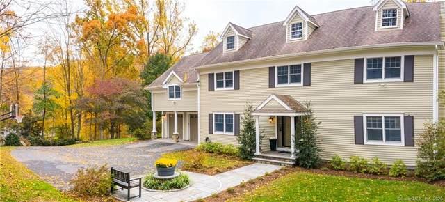 30 Old Sib Road, Ridgefield, CT 06877 (MLS #170349923) :: Around Town Real Estate Team