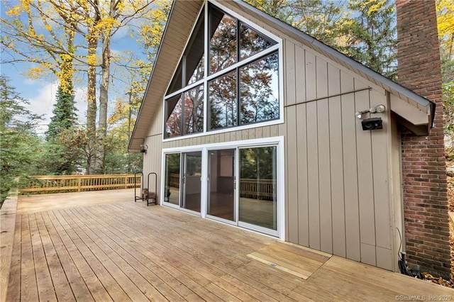 9 Terrace Drive, Sherman, CT 06784 (MLS #170350483) :: Kendall Group Real Estate | Keller Williams