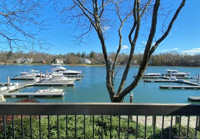11 River Road #110, Greenwich, CT 06807 (MLS #170351140) :: Around Town Real Estate Team