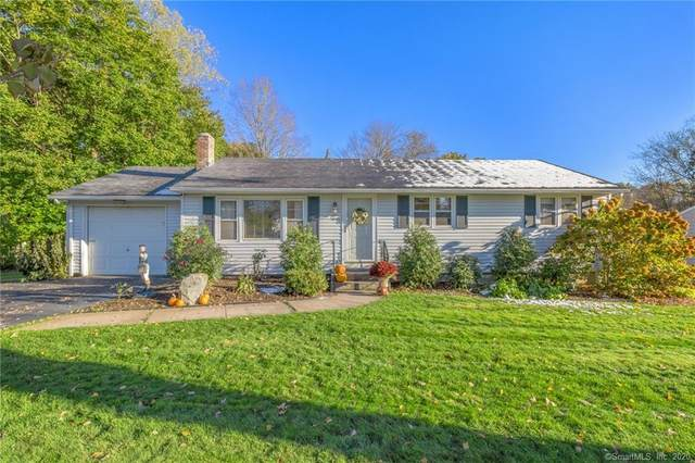 70 Ronda Drive, South Windsor, CT 06074 (MLS #170351347) :: Around Town Real Estate Team