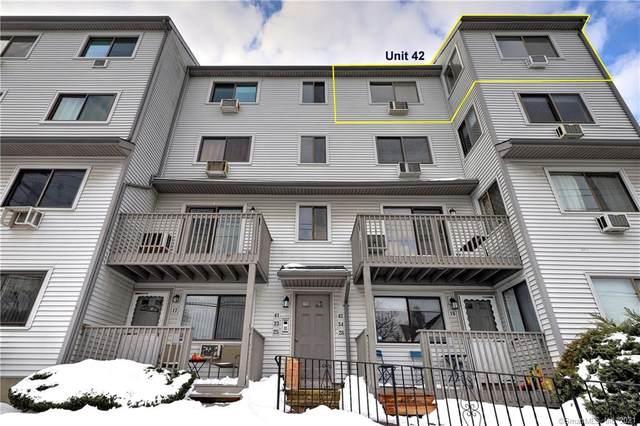 350 Savin Avenue #42, West Haven, CT 06516 (MLS #170352866) :: Mark Boyland Real Estate Team