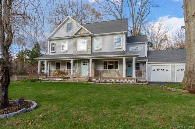 300 Winnepoge Drive, Fairfield, CT 06825 (MLS #170353829) :: Around Town Real Estate Team
