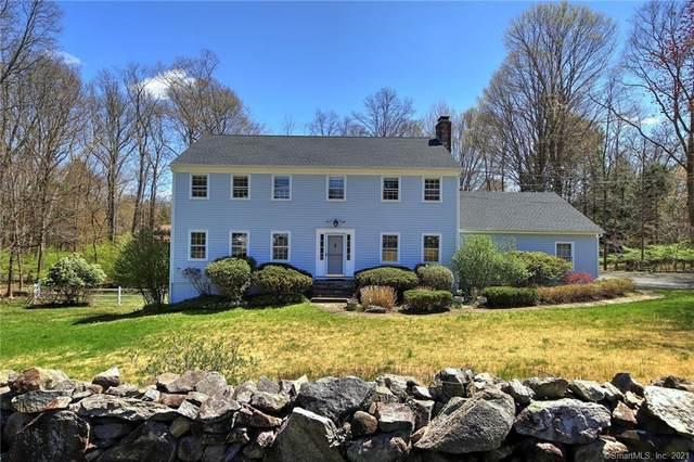 60 Cranbury Road, Westport, CT 06880 (MLS #170354133) :: Mark Boyland Real Estate Team