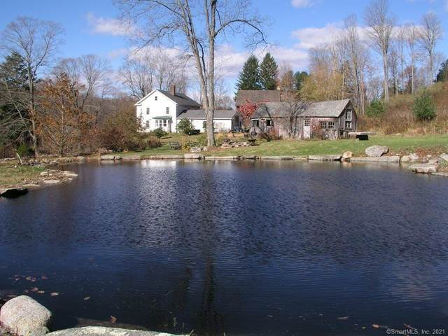141 Poverty Hollow Road, Newtown, CT 06470 (MLS #170355313) :: Next Level Group
