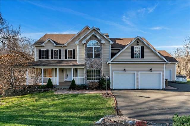 8 Hunting Lane, North Haven, CT 06473 (MLS #170357514) :: Around Town Real Estate Team