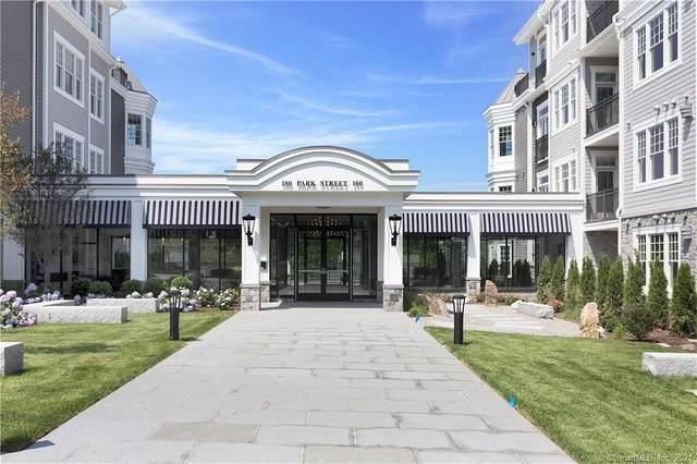 160 Park Street #402, New Canaan, CT 06840 (MLS #170357563) :: Michael & Associates Premium Properties   MAPP TEAM