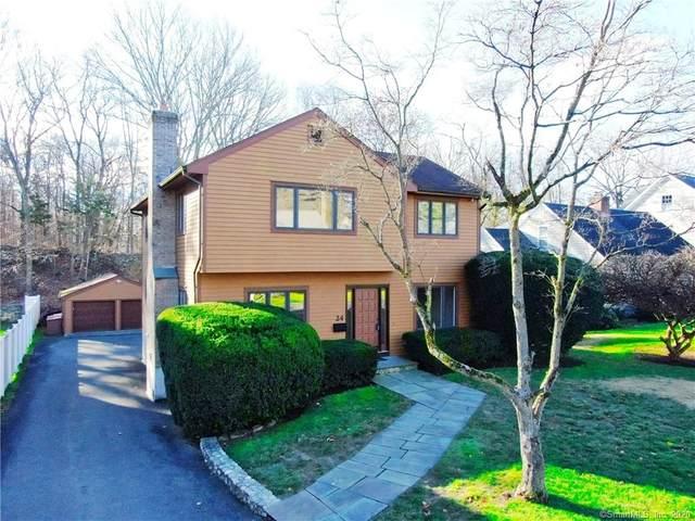 24 Intervale Road, Darien, CT 06820 (MLS #170358255) :: Around Town Real Estate Team