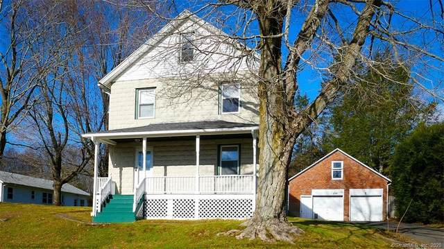 239 Main Street Street, Middlefield, CT 06481 (MLS #170358998) :: Around Town Real Estate Team