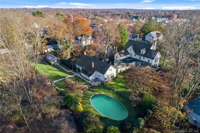 55 Saint Johns Place, New Canaan, CT 06840 (MLS #170359398) :: Next Level Group