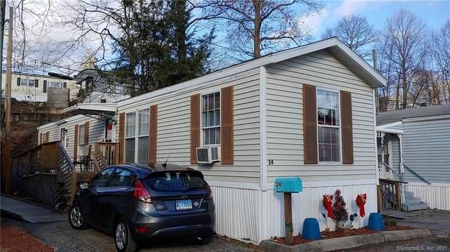 24 Hemlock Drive, Shelton, CT 06484 (MLS #170359880) :: Spectrum Real Estate Consultants