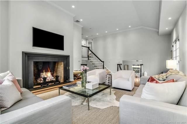 106 Colony Road, Darien, CT 06820 (MLS #170360919) :: Around Town Real Estate Team
