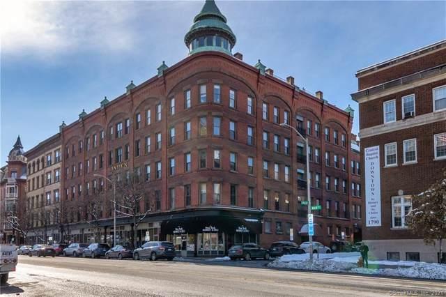 1 Linden Place #307, Hartford, CT 06106 (MLS #170361750) :: Tim Dent Real Estate Group