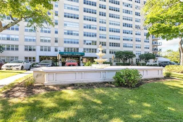 2625 Park Avenue 16H, Bridgeport, CT 06604 (MLS #170362264) :: Around Town Real Estate Team