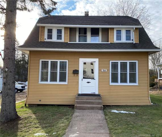 50 Knowles Avenue, Southington, CT 06479 (MLS #170362380) :: Around Town Real Estate Team