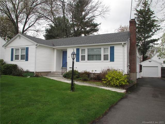 381 Brimfield Road, Wethersfield, CT 06109 (MLS #170362606) :: Hergenrother Realty Group Connecticut