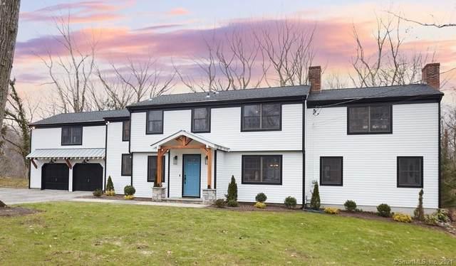 460 Papurah Road, Fairfield, CT 06825 (MLS #170363533) :: Tim Dent Real Estate Group