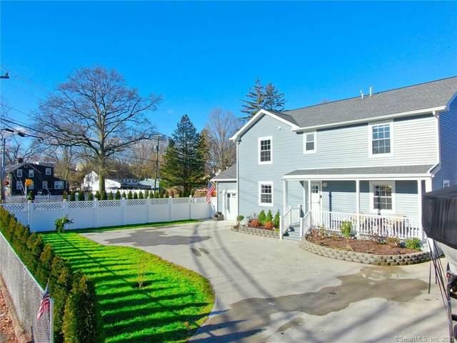 56 County Street, Norwalk, CT 06851 (MLS #170364686) :: Around Town Real Estate Team
