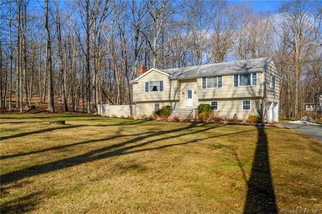 32 Seth Low Mountain Road, Ridgefield, CT 06877 (MLS #170366448) :: Tim Dent Real Estate Group