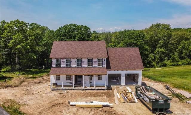 19 Quakertown Meadows, Ledyard, CT 06339 (MLS #170367575) :: Kendall Group Real Estate | Keller Williams